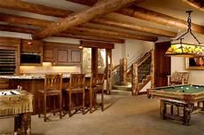 Free Kitchen Floor Plans Exles by Bar B Bar Room Teton Heritage Builders