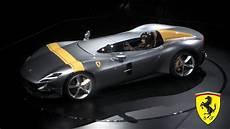Monza Sp1 - monza sp1 and sp2 world premiere