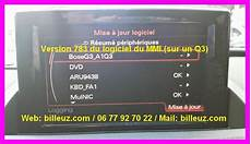 mise a jour gps audi q3 billeuz sp 233 cialis 233 tv en roulant vim dvd en roulant sur