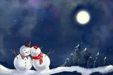 malvorlage schneemann und schneefrau wenn sich der schneemann und die schneefrau gute nacht