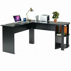 corner desk home office furniture corner computer desk l shape wooden home office writing