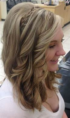 And Brown Foils Hair blond and brown foil curls hair by