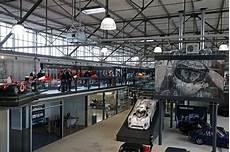 Garage Schumacher by Michael Schumacher S Collection Of F1 Cars Is A