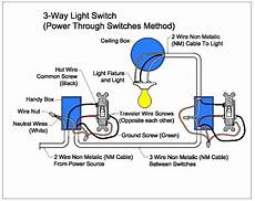 three way switch diagram for dummies printable diagram printable diagram 3 way switch