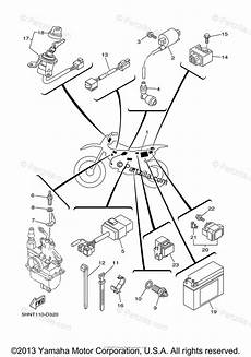 yamaha motorcycle 2006 oem parts diagram for electrical 1 partzilla com