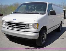 vehicle repair manual 1995 ford econoline e250 security system 1996 ford econoline e250 super van no reserve auction on tuesday june 03 2014