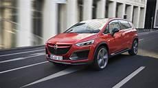 Mehr Suv Weniger Opel Zafira Nachfolger Welt