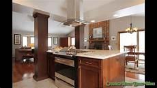 stove island kitchen kitchen island with slide in stove youtube