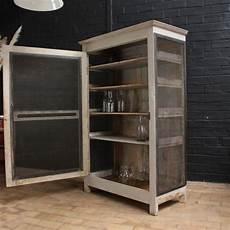 meuble garde manger bois ancien garde manger en bois