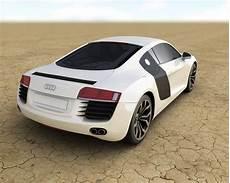 Audi R8 Rear View By Vikingheretic On Deviantart