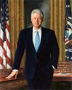 the 42nd us president bill clinton