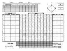 30 printable baseball scoresheet scorecard templates ᐅ baseball scores baseball card