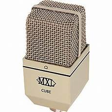 Mxl Cube Condenser Microphone Musician S Friend