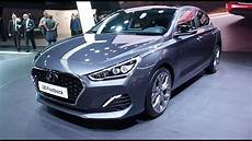 The All New Hyundai I30 Fastback 2018 In Detail Review