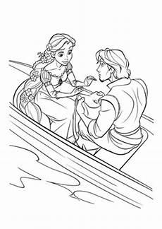 Ausmalbilder Prinzessin Rapunzel Ausmalbild Rapunzel Und Flynn Kostenlos Ausdrucken