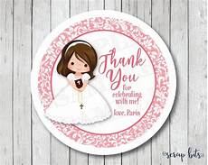 first communion stickers communion tags personalized first holy communion favor tags