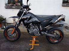 Ktm Lc4 Supermoto - umgebautes motorrad ktm 640 lc4 supermoto nwgjulian