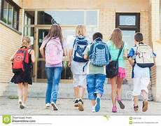 kids going to school royalty free stock images image 34871709