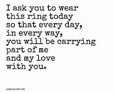 beautiful as part of a ring exchange angelaport com vows pinterest ring wedding and