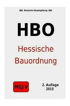 Hessische Bauordnung hessische bauordnung hessische bauordnung hbo by