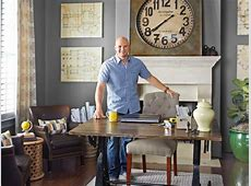 An Inside Look at Chip Wade's Home   Interior Design