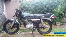 Modifikasi Honda Gl 100 by Honda Gl 100 Modifikasi Setia1heri