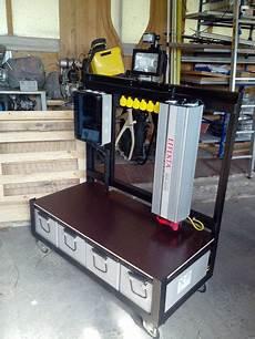 Stromversorgung Garage fertigung nach kundenwunsch voltsonne mobile solaranlagen