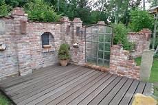 Inspirationen F 252 R Ruinenmauern Im Garten Karin