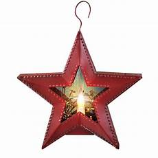 lighted country star wall decor by collections etc ebay