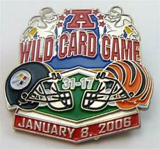pittsburgh steelers vs cincinnati bengals 2005 nfl pittsburgh steelers vs cincinnati bengals le 2005 wildcard