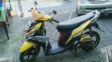 Modif Mio M3 by Modifikasi Mio M3 Sederhana