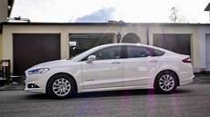 Test Ford Mondeo Hybrid
