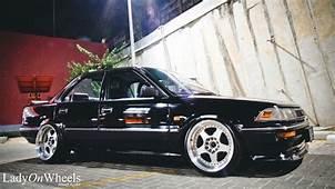 Toyota Corolla E90 Sedan  Classic Cars