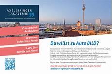 Axel Springer Akademie - axel springer akademie jetzt bewerben autobild de