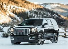 2020 GMC Yukon Denali Review Redesign Release Date And