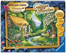 Malen Nach Zahlen Ausmalen Ravensburger Ravensburger Cottage Garden Malen Nach Zahlen Karstadt