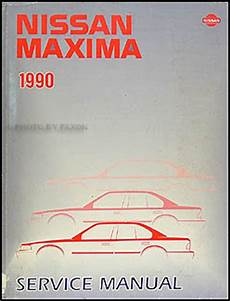 online car repair manuals free 1995 nissan maxima electronic throttle control 1990 nissan maxima repair shop manual original
