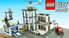 photo de lego lego city le commissariat de 60141 jouets review speed build noel 2018
