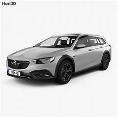 Opel Insignia Country Tourer 2017 3d Model Vehicles On Hum3d