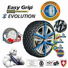 Catene Da Neve Michelin Easy Grip Evolution Evo 14 Misura
