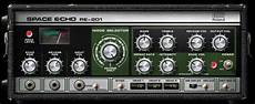 Kvr Roland Re 201 Space Echo By Universal Audio Delay
