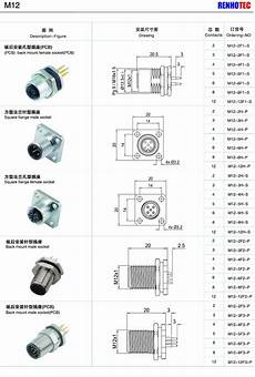M12 12 Pin Wiring Diagram Wiring Library