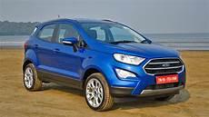 ford ecosport 2018 1 5 diesel titanium price mileage