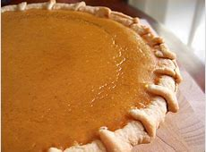 lite pumpkin pie  from libby s image
