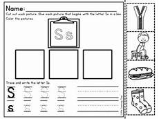 letter l worksheets cut and paste 23203 letter s cut and paste freebie by learning tree tpt