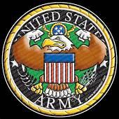US ARMY EAGLE CARTOON LOGO  Cartoon Logo & Character
