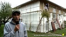 isoler une maison par l extérieur isolation thermique par l ext 233 rieur