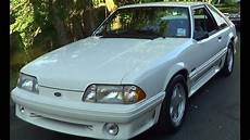 1993 mustang gt youtube