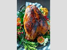 cooked turkey temperature should be