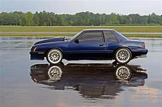 This 1987 Fox Ford Mustang Is A Blend Of